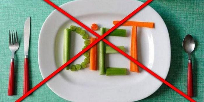 Противопоказания к низкогликемической диете